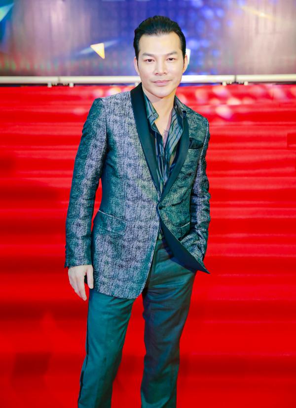 Diễn viên Trần Bảo Sơn.