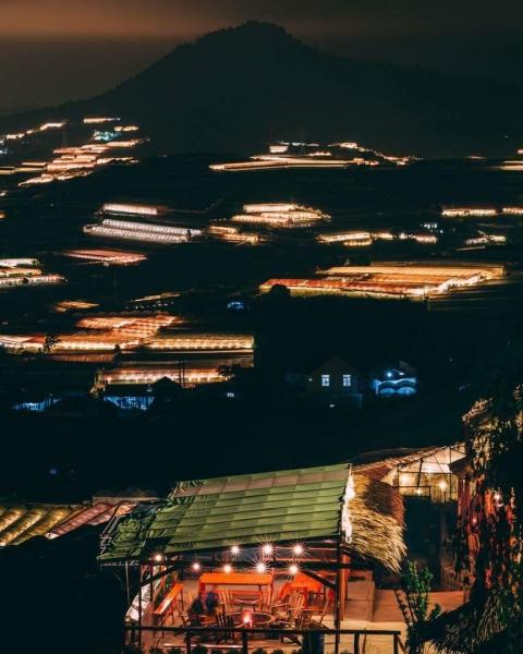Những quán cà phê ngắm Đà Lạt về đêm - 2