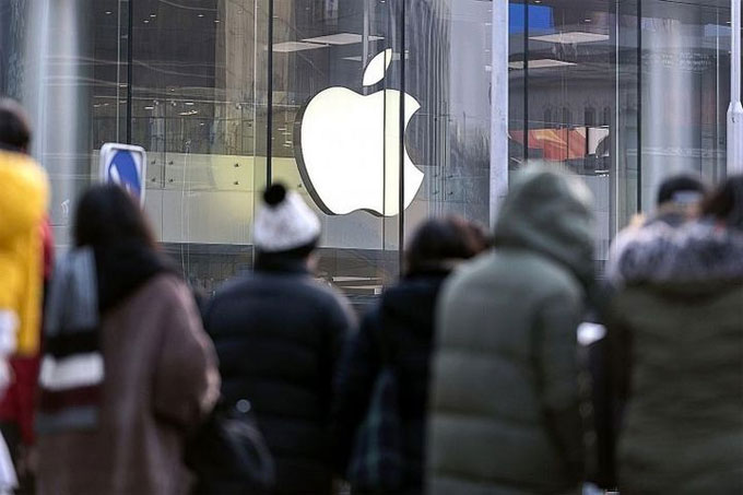 Các nhà cung cấp linh kiện cho iPhone lao đao