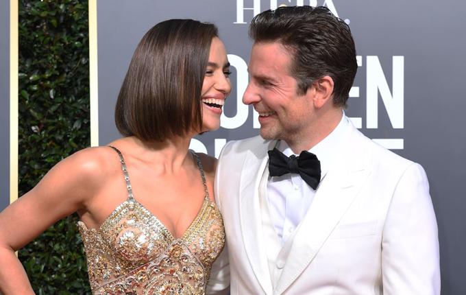 Cặp đôi có buổi hẹn hò thú vị trên thảm đỏ cùng nhiều cặp sao Hollywood khác.