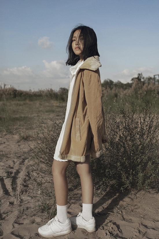 Trang phục mùa đông cá tính cho bé gái - 4