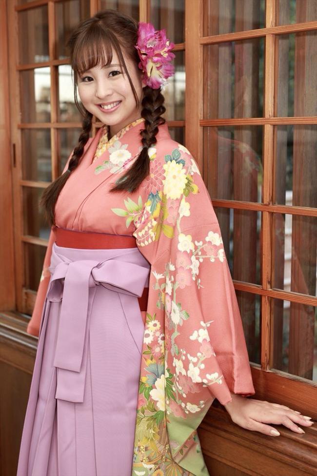 Nana Yasuda là người mẫu tự do tại Nhật.