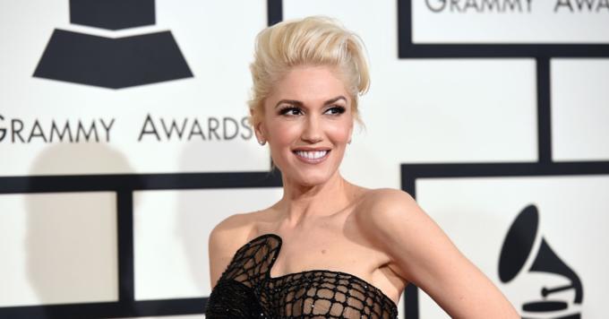 Ngôi sao nhạc pop Gwen Stefani là chủ nhân thương hiệu thời trang L.A.M.B, từng đem về doanh thu 90 triệu USD một năm. Ảnh:TERM.