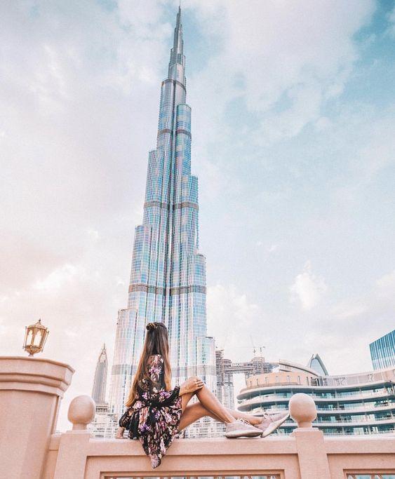 Sang Dubai xem Asian Cup, tiện thể tham quan xứ sở dát vàng
