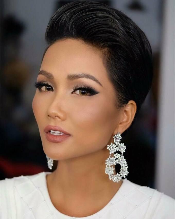 10 kiểu tóc của sao Việt dễ 'bắt chước' cho dịp tiệc tùng cuối năm