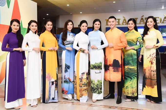 Bạn gái tin đồn Phan Văn Đức diễn áo dài cho Ngọc Hân - 8