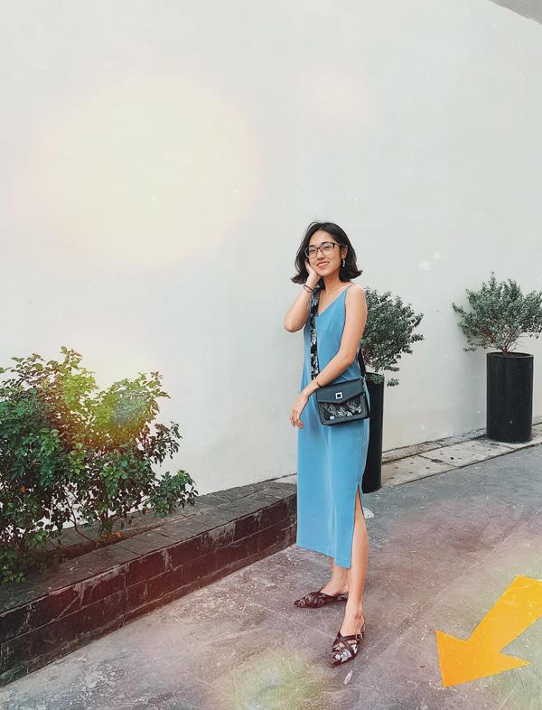 Misoa đơn giản với kiểu giày bít mũi hai quai đan chéo họa tiết đen trắng cổ điển.Với sự đón nhận tích cực của sao Việt, Juno hứa hẹn sẽ liên tục trình làng những thiết kế mới.