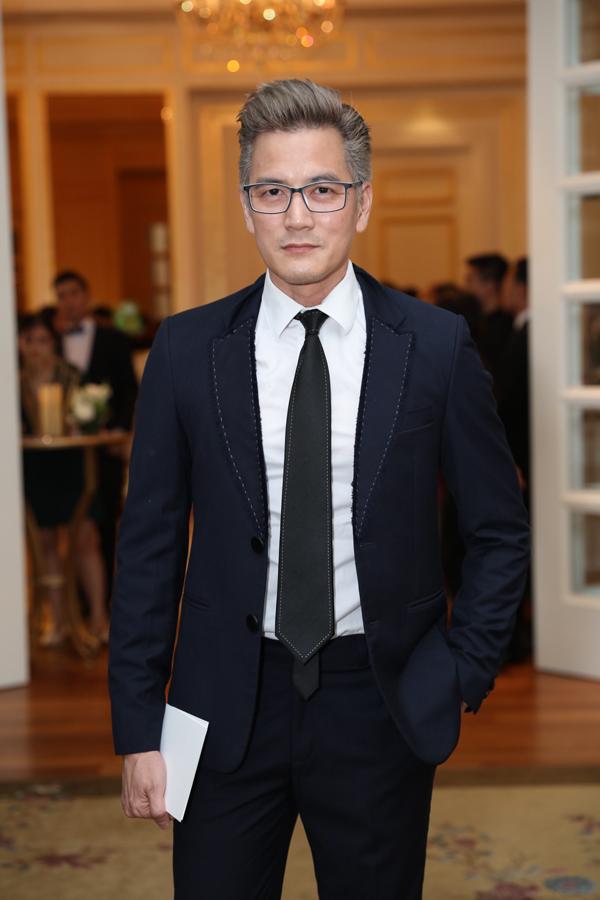 Duy Hân, bạn trai cũ của MC Kỳ Duyên.