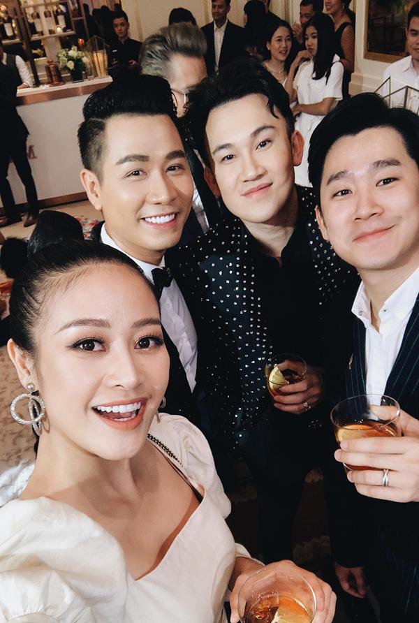 MC Phí Linh, Nguyen Khang