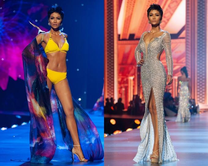 Dấu ấn lớn nhất của HHen trong nhiệm kỳ chính là thành tích top 5 Miss Universe 2018. Lần đầu tiên, Việt Nam đạt thành tích cao lịch sử tại đấu trường nhan sắc được đánh giá khắc nghiệt nhất nhì thế giới.