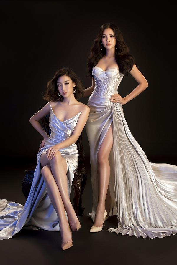 Mỹ Linh, Tiểu Vy đều lần lượt dự thi Miss World 2017 và 2018. Nếu Mỹ Linh giành giải Hoa hậu Nhân ái và lọt top 40, Tiểu Vy cũng ghi tên vào tọp 30 nhờ thành tích cao ở Hoa hậu Nhân ái.