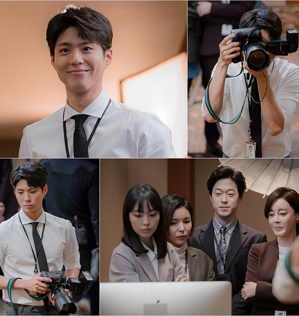 Nhân vật Jin Hyuk được xây dựng toàn tài tới mức khó tin.