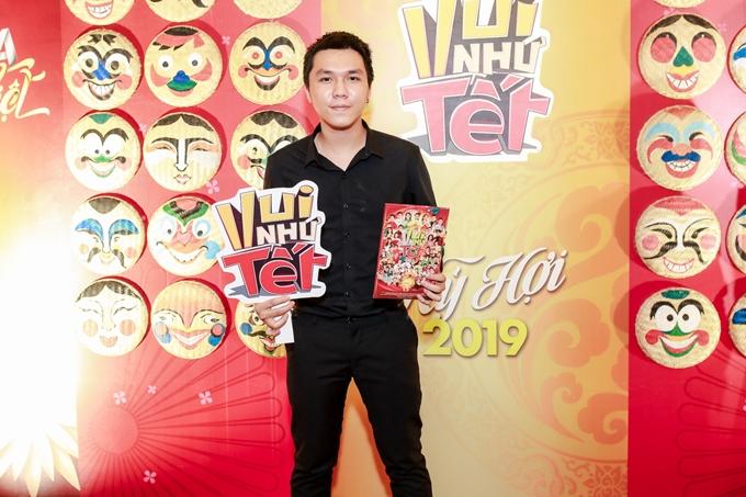 Nhạc sĩ Lê Minh Hiếu.