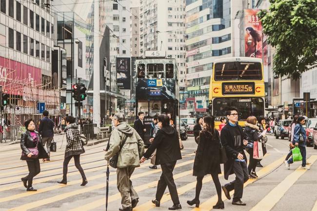 Du lịch Hong Kong đừng quên đi tàu điện và ăn dimsum - 2