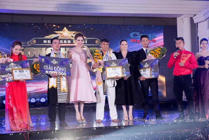 Lý Nhã Kỳ, Trương Ngọc Ánh dự tiệc tất niên của Hoa hậu Bùi Thị Hà - 12