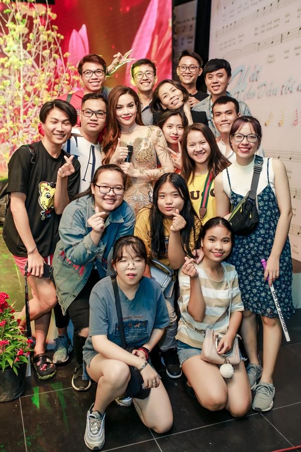 Năm 2019, Hồ Ngọc Hà vẫn muốn tập trung phát triển âm nhạc với nhiều dự án mới.