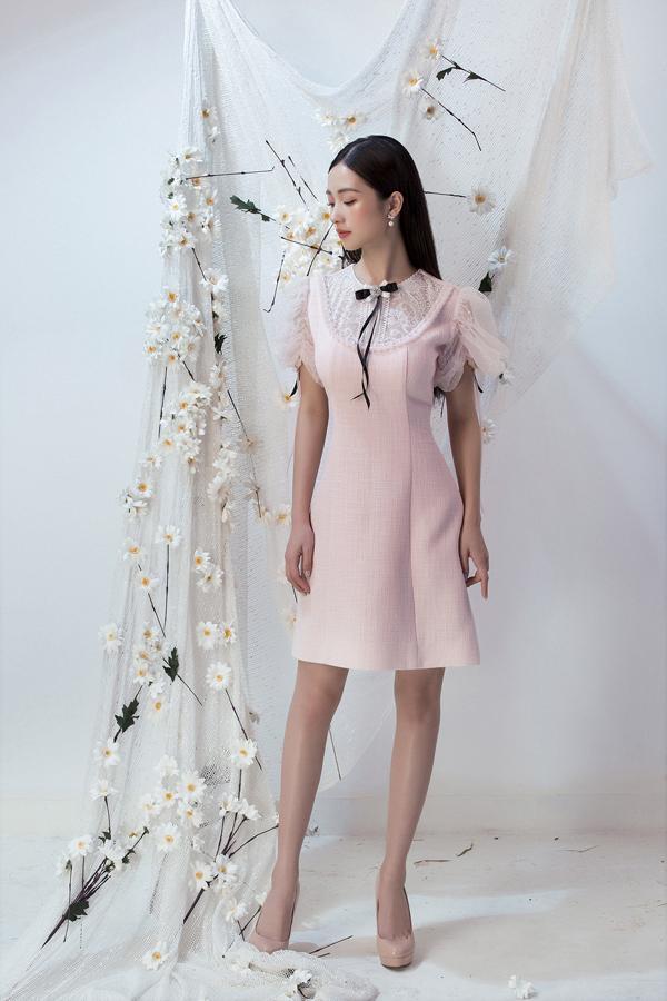 Đỗ Long giới thiệu loạt váy ngắn cho buổi tiệc mùa xuân - 7