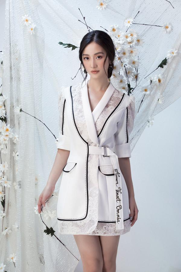 Đỗ Long giới thiệu loạt váy ngắn cho buổi tiệc mùa xuân - 6