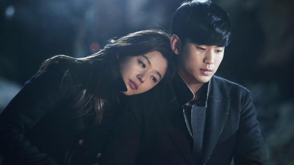 Vì sao đưa anh tớilà một trong những bộ phim tình cảm lãng mạn hay nhất năm 2014 do khán giả bình chọn. Do Min Joon (Kim Soo Huyn)là một người ngoài hành tinh tới trái đất trong năm 1609 có ngoại hình hoàn hảo và nhiều siêu năng lực đặc biệt. Vì cố gắng giúp mối tình đầu trốn thoát trong một vụ ám sát, anh đã bỏ lỡ chuyến đi trở lại hành tinh của mình và bị mắc kẹt trên trái đất trong bốn thế kỷ tiếp theo. Anh tình cờ gặp nữ diễn viên nổi tiếng Cheon Song Yi (Jeon Ji Huyn), ngôi sao Hallyu lớn nhất tại Hàn Quốc, khi cô chuyển đến sống bên cạnh căn hộ cao cấp của mình và cũng là học viên lớp học của mình tại trường. VìSong Yi có ngoại hình giống mối tình đầu của mình nên Min Joon đã tự nhủ mình phải giữkhoảng cách để có thể quay về hành tinh quê hương. Nhưng cuối cùng, Min Joon không làm được điều đó, anh bị mất năng lực và có nguy cơ ở lại trái đất mãi mãi.
