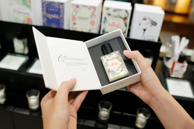 Hoa Hậu Hoàn Vũ Nhật Bản yêu thích nước hoa Lá Parfum - 4