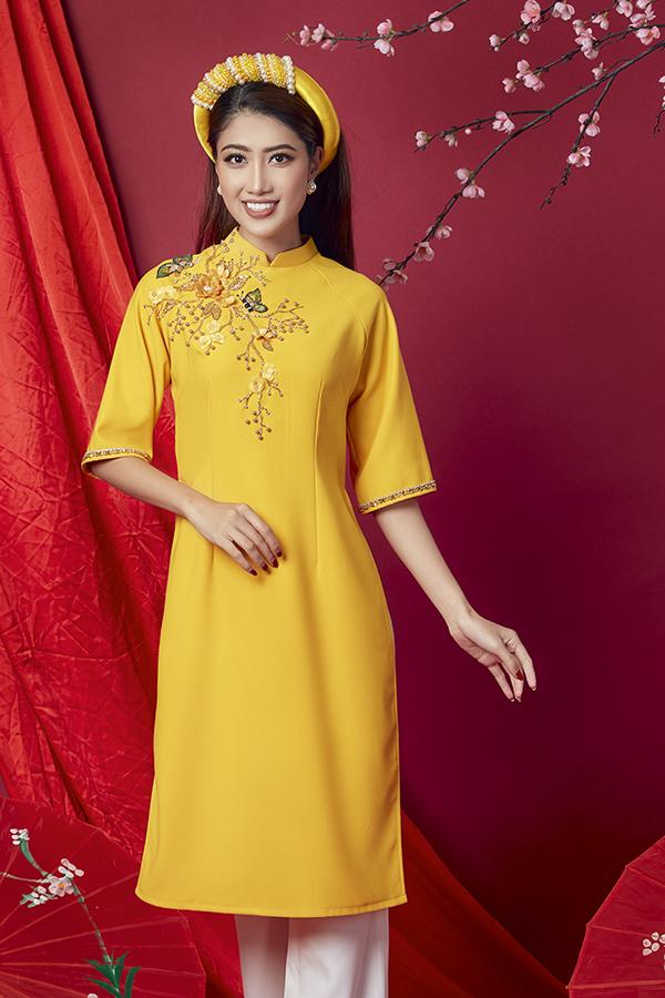 Áo dài cách tân cho quý cô Sài Gòn - 5