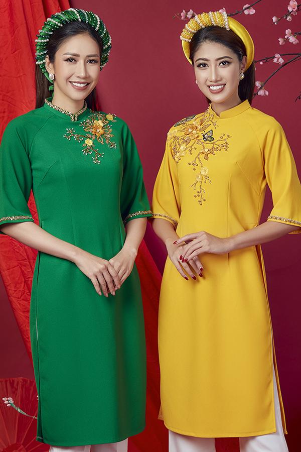 Áo dài cách tân cho quý cô Sài Gòn - 6
