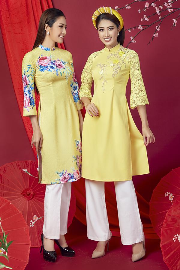 Áo dài cách tân cho quý cô Sài Gòn - 9