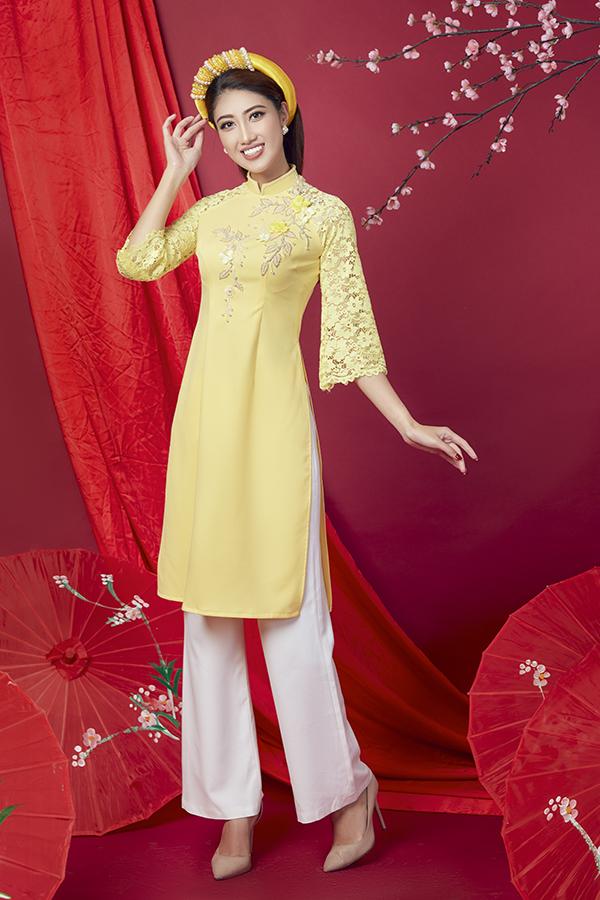 Áo dài cách tân cho quý cô Sài Gòn - 10