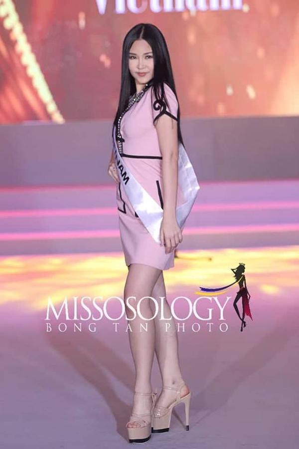 Hành trình từ thi chui đến danh hiệu Á hậu 4 Miss Intercontinental của Ngân Anh - 2