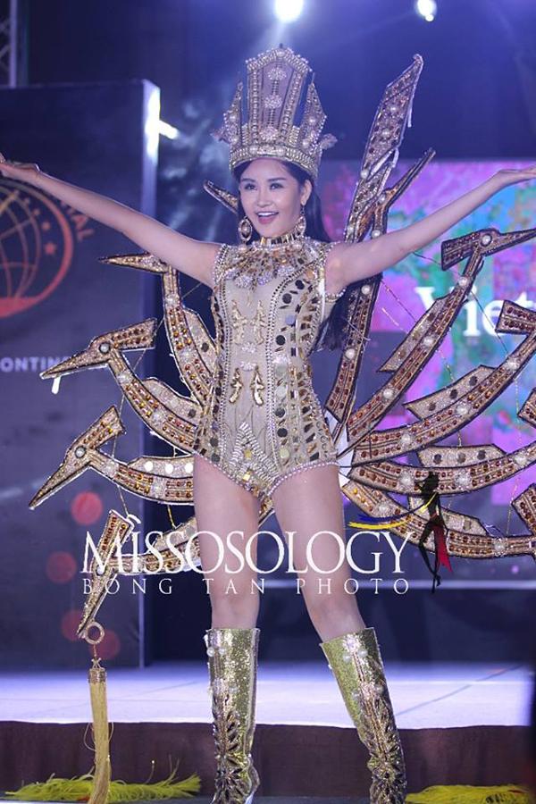 Hành trình từ thi chui đến danh hiệu Á hậu 4 Miss Intercontinental của Ngân Anh - 7