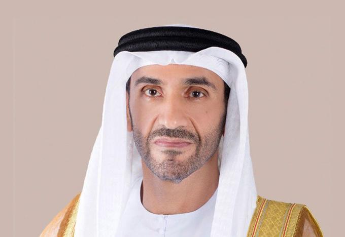 Hoàng thân Sheikh Nahyan bin Zayed, Chủ tịch Hội đồng Thể thao Abu Dhabi. Ảnh: Twitter.