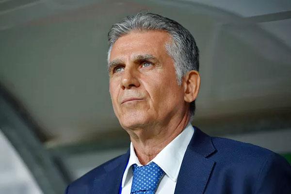 HLV Carlos Queiroz chia tay tuyển Iran sau 8 năm dẫn dắt. Ảnh: FS.