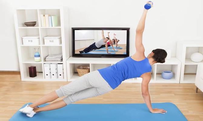 15 phút tập luyện toàn thân chống tích mỡ