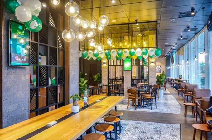 Địa chỉ cuối tuần: quán cà phê mở xuyên Tết ở 2 miền - 3