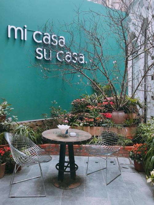 Địa chỉ cuối tuần: quán cà phê mở xuyên Tết ở 2 miền - 2