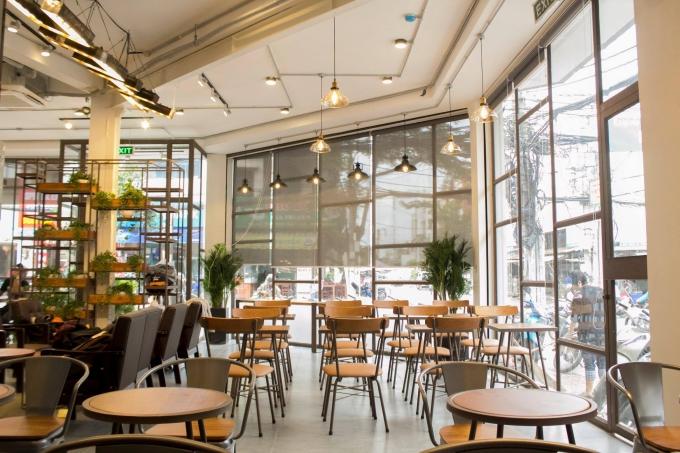 Địa chỉ cuối tuần: quán cà phê mở xuyên Tết ở Sài Gòn - 1