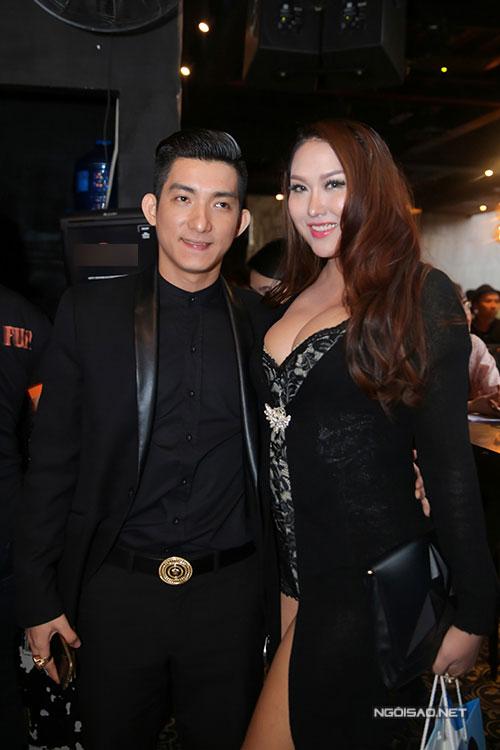 Bảo Duy và Phi Thanh Vân khi còn hạnh phúc.