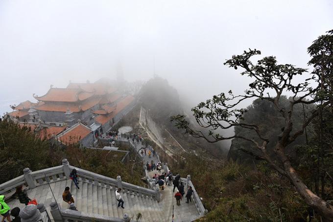 Dáng chùa Việt trên đỉnh trời Đông Dương - 3