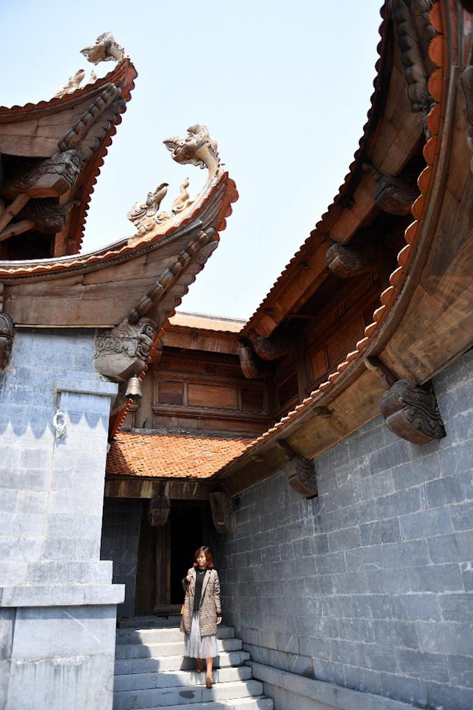Dáng chùa Việt trên đỉnh trời Đông Dương - 7