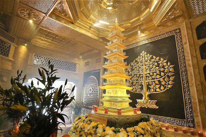 Dáng chùa Việt trên đỉnh trời Đông Dương - 11