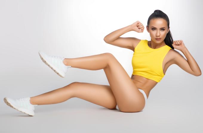 Tập thể dục giúp cải thiện sức khỏe thể chất và tinh thần.