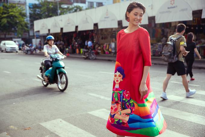 Sao Việt chuộng trang phục chú heo của Vũ Ngọc và Son - 5