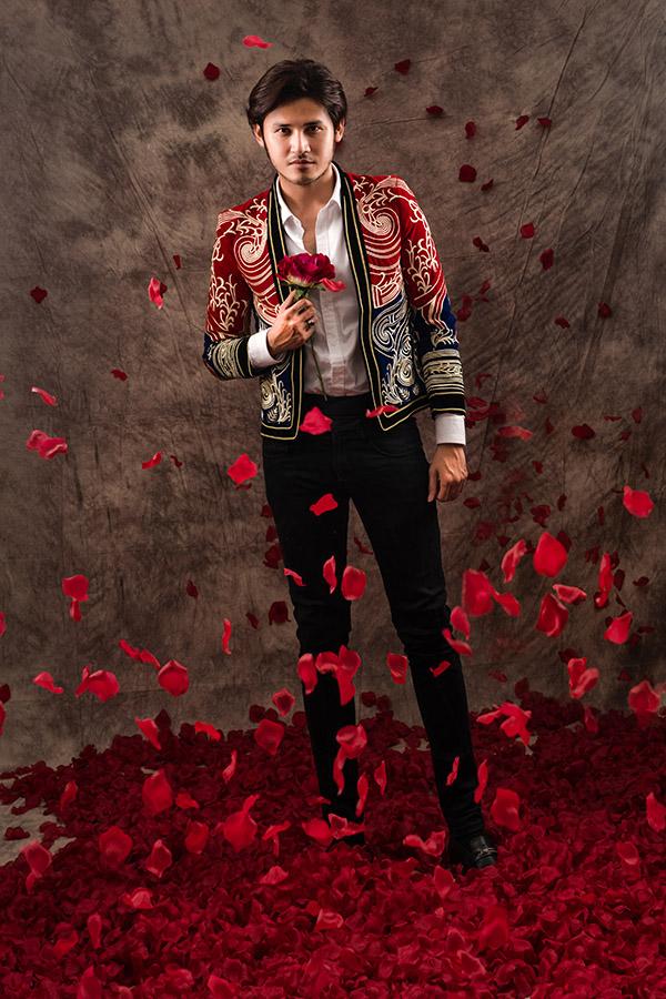 Anh Tài - Vũ Ngọc Ánh chụp ảnh Valentine trước hôn lễ - 3