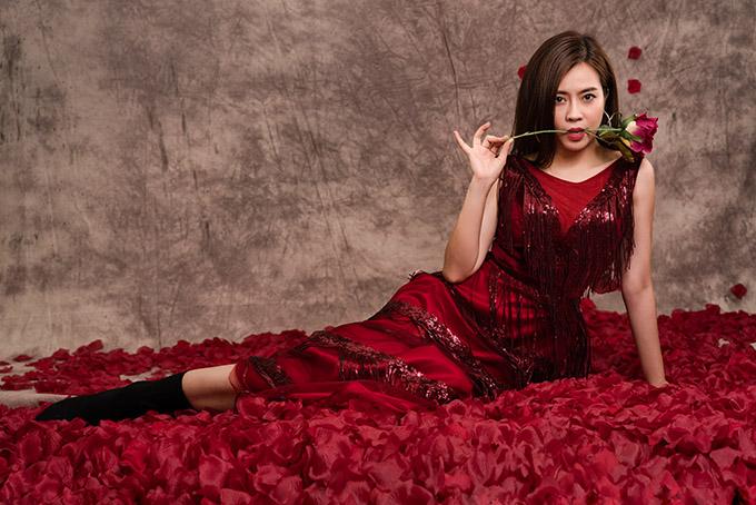 Anh Tài - Vũ Ngọc Ánh chụp ảnh Valentine trước hôn lễ - 4