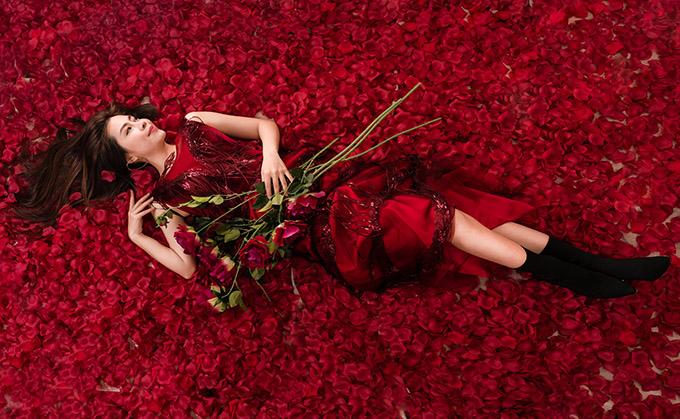 Anh Tài - Vũ Ngọc Ánh chụp ảnh Valentine trước hôn lễ - 5