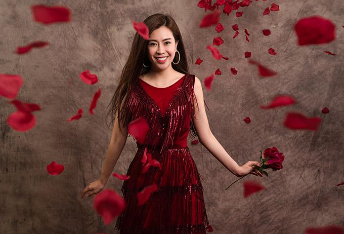 Anh Tài - Vũ Ngọc Ánh chụp ảnh Valentine trước hôn lễ - 6