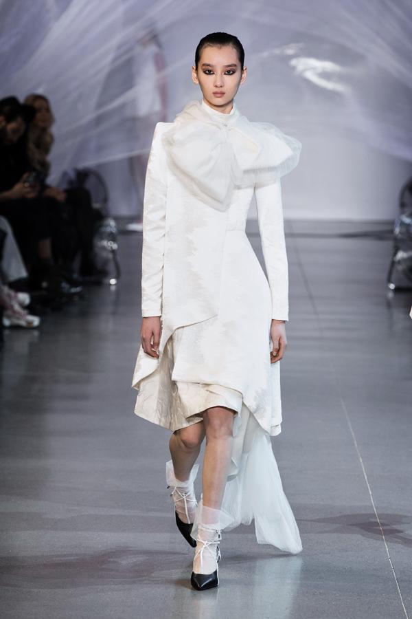 Phương My mang tinh thần Á Đông đến New York Fashion Week - 9