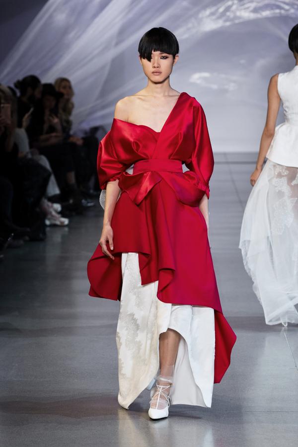 Phương My mang tinh thần Á Đông đến New York Fashion Week - 10