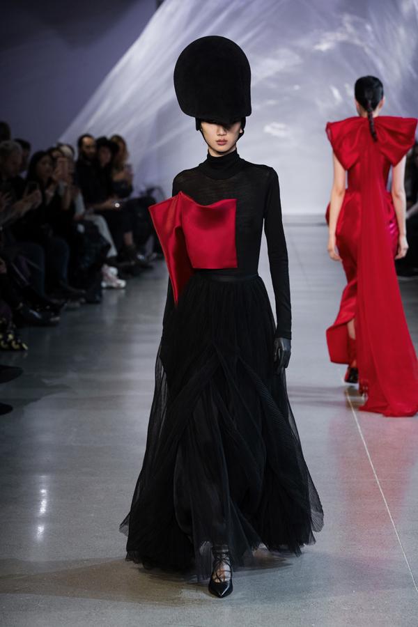 Phương My mang tinh thần Á Đông đến New York Fashion Week - 12