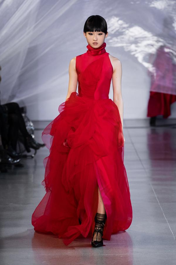 Phương My mang tinh thần Á Đông đến New York Fashion Week - 2